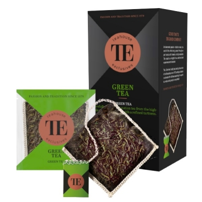 Teahouse Exclusives Luxury Green Tea