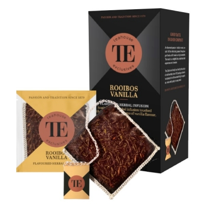 Teahouse Exclusives Luxury Rooibos Vanilla