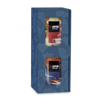 2 x Limited Edition Goppion Caffè