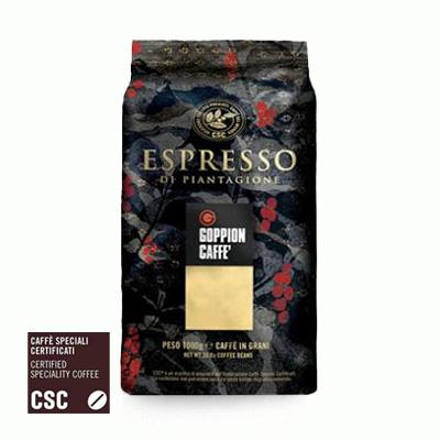 Goppion Caffè Esp.  di Piantagione (bonen)